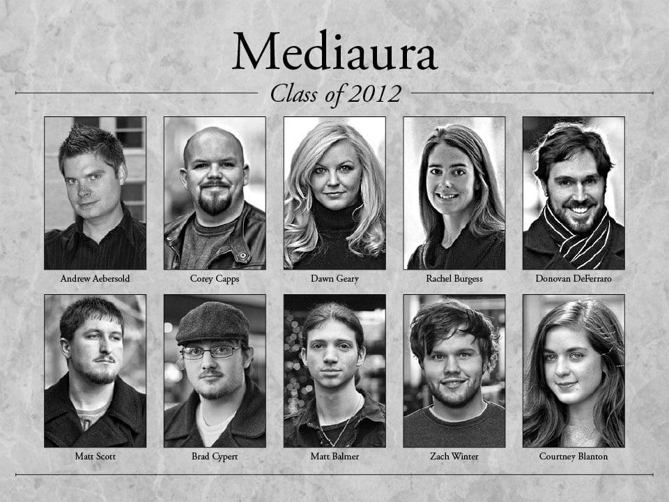 Mediaura 2012