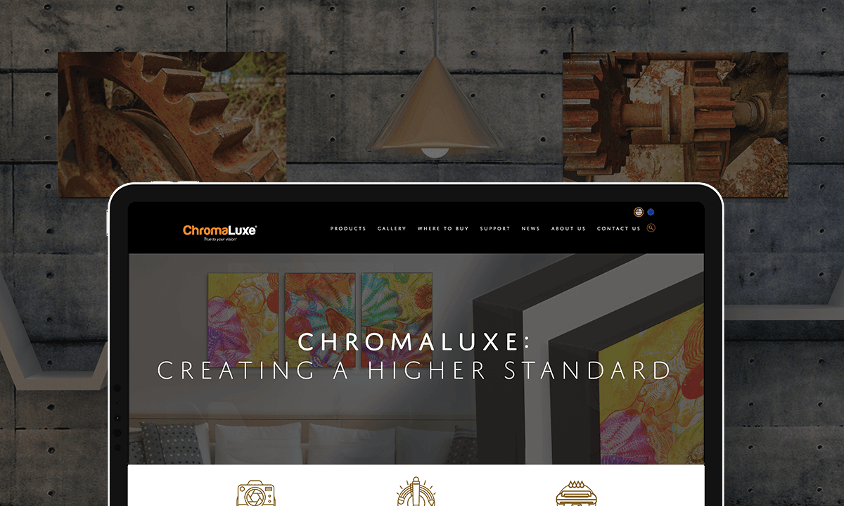 Chromaluxe Featured Launch Image