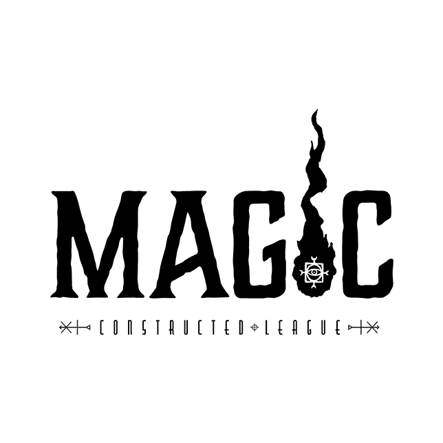 Pearl Street Game & Coffee House - Magic Constructed League Logo