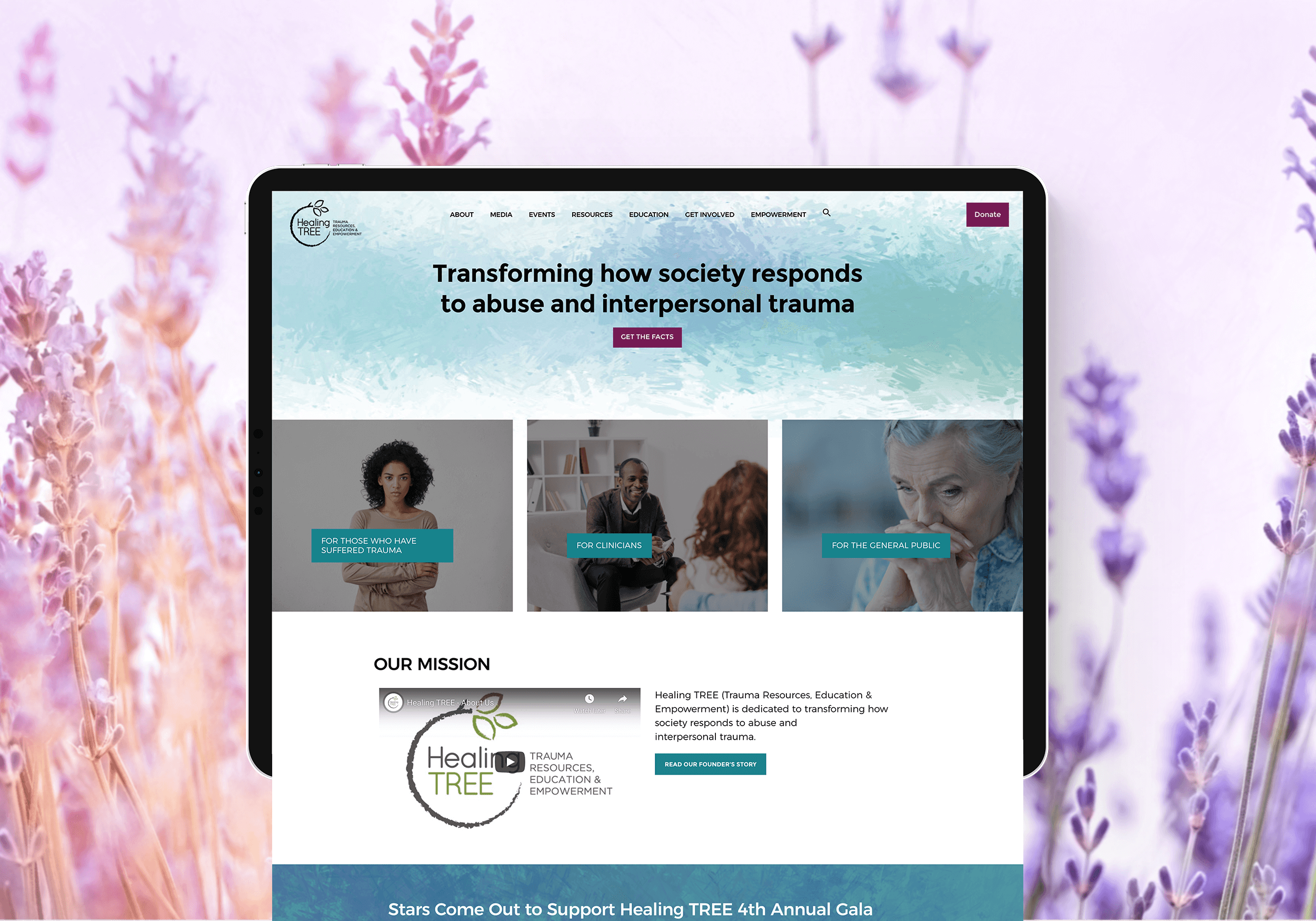 HealingTree Blog Banner