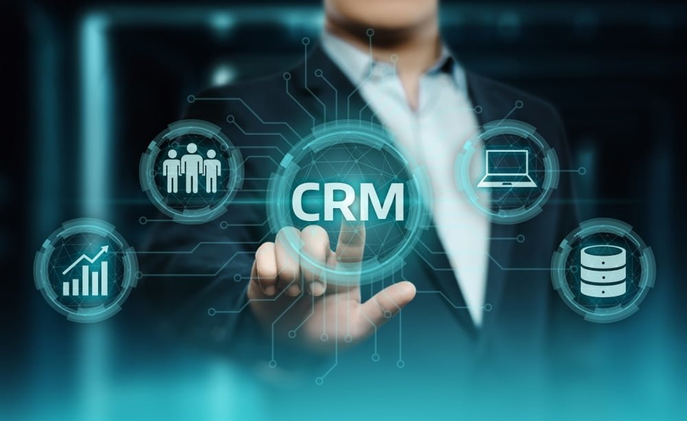 CRM SharpSpring SalesForce