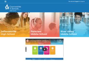 E-Learning Platform for CIS Clark